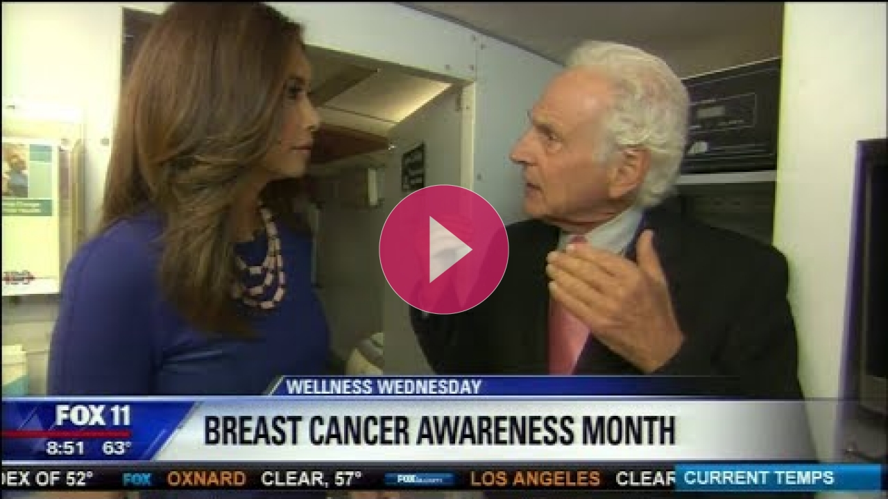 Embedded thumbnail for Dr. John West Talks Mammograms with Good Day LA