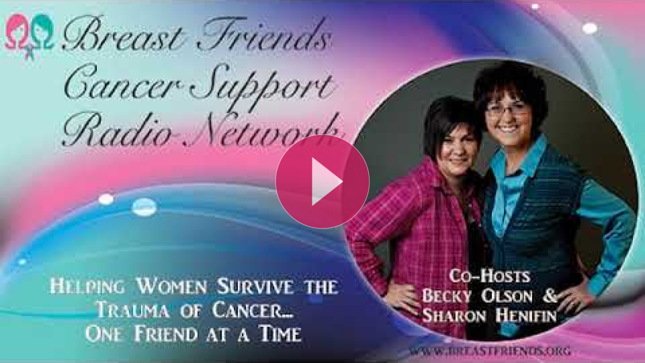 Embedded thumbnail for Breast Friends Radio Interview with Dr. John West